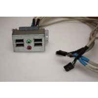 Acer Power FG USB Audio Board Panel & Cables