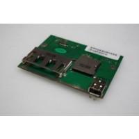 Packard Bell iPower X2.0 Card Reader Board & Firewire Port 7610450100