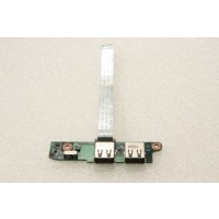 Toshiba Satellite A100 USB Ports Board V000060520