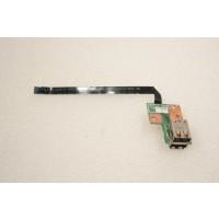 Fujitsu Siemens Amilo Li 1718 USB Poarts Board 55.4B902.011G