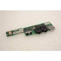 Toshiba Satellite Pro 4600 Audio Ports Board B36087711010