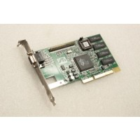 ATi 109-48300-00 Rage IIC VGA Graphics Video Card AGP