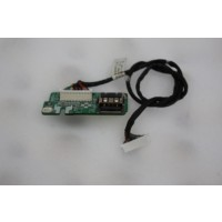 Acer Aspire 5920 USB Board & Cable 35ZD1UB0010