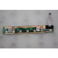 Toshiba Equium A210 Power Button Board V000100230