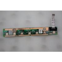 Toshiba Equium A210 Power Button Board V000100230