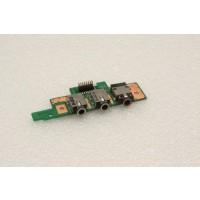 Medion WIM2200 Audio Ports Board 48.4W603.011
