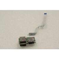 Medion WIM2200 USB Ports Board 48.4W605.011