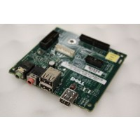 Dell XPS G4 Gen 4 I/O USB Audio Firewire Ports Panel Board W4010 0W4010