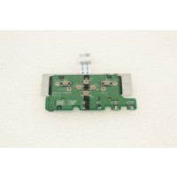 Acer Aspire 1350 Touchpad Button Board Cable DA0ZP1TB6D6
