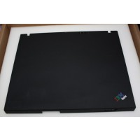 IBM Lenovo ThinkPad T43 LCD Top Lid Cover 13R2318 13R2317