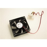 DC Fan 80mm x 25mm IDE Case Fan