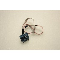 HP Power Button LED Cable 379269-001 382203-001
