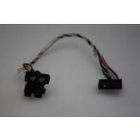 HP Compaq D530 Power Button & LED Lights 239074-004