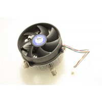 TaiSol 12VDC Ball Bearing Cooling Fan Heatsink 4-Pin 28I4E-1C