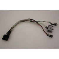 HP Compaq dc5100 dc7100 Power Button & LED Lights 360187-001