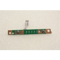 Dell XPS M1530 Power Button Board 48.4W109.011