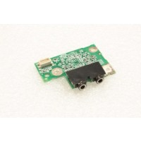 HP Pavilion zv5000 Audio Ports Board 43566332001
