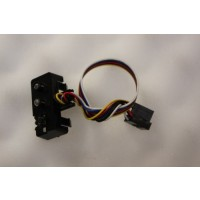 Packard Bell iMax X3414 Power Button LED Lights