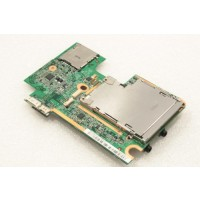 HP EliteBook 6930p Audio Ports PCMCIA Reader Board 55.4V902.011
