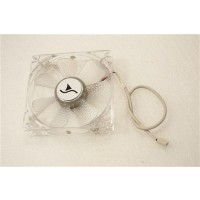 Fan 120mm x 25mm Blue LED Case Cooling Fan 3-pin