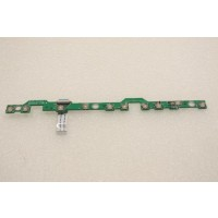 HP Pavilion dv1000 Media Button Board 33CT1PB0019