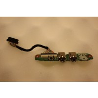 HP Pavilion dv6000 Audio Board Cable DAOAT8AB8F9