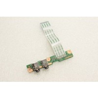 HP Compaq Presario CQ70 Audio Ports Board Cable