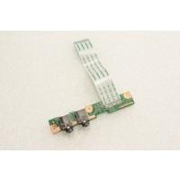 HP Compaq Presario CQ70 Audio Ports Board Cable