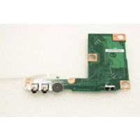 Toshiba Satellite Pro 2100 Audio Ports Board G5B000233000-A