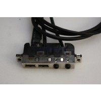 HP Compaq D530 Front USB Audio Ports Panel 311091-001