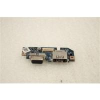 Dell Latitude E4300 VGA eSATA Board R678D