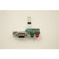 Sony Vaio VGN-S Series Audio VGA Port Board 1-862-530-11