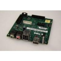 Dell Precision 650 USB Audio Ports Board 02M971 2M971