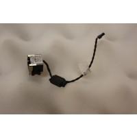 Dell Latitude E6400 Modem LAN Cable Socket WT189 0WT189 DC30100360L