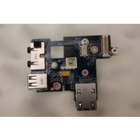 Dell Latitude E6400 Audio USB Ethernet Board LS-3803P