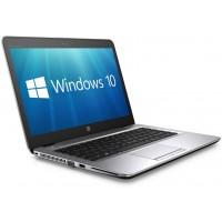 "HP 14"" EliteBook 840 G3 Ultrabook - Full HD (1920x1080) Core i5-6300U 16GB DDR4 512GB SSD WebCam WiFi Windows 10 Professional 64-bit Laptop PC"