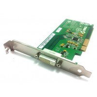 Dell X8762 0X8762 Sil1364 ADD2-N PCI-Express DVI-D Full Height Adapter Card