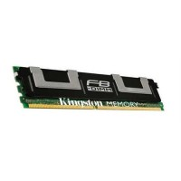 512MB PC2-5300 DDR2 DIMM 240Pin 667Mhz Kingston ECC Server Memory KTH-XW667/1G