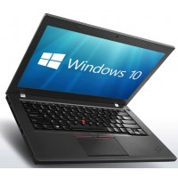 "Lenovo 14"" ThinkPad T460 Ultrabook - HD (1366x768) Core i5-6300U 8GB 128GB SSD HDMI WebCam WiFi Bluetooth USB 3.0 Windows 10 Professional 64-bit PC Laptop"