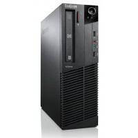 Lenovo ThinkCentre M91p SFF Quad Core i5-2400 4GB 250GB Windows 10 Professional 64Bit Desktop PC Computer