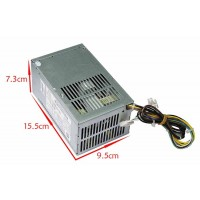 HP 600 800 G1 SFF PCC002 702307-001 702455-001 240W PSU Power Supply