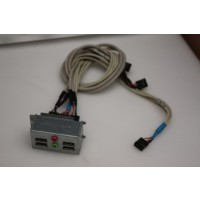 Acer Power F5 USB Audio Panel & Cables 2JB22