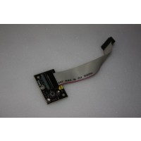 Dell Precision 670 Power Button Switch Board & Cable 493MM