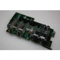 Dell Dimension C521 Usb Audio I/O Front Panel 0HJ318 HJ318