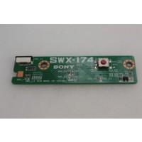 Sony Vaio VGC-V3S power Button Board SWX-174