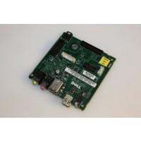 Dell Precision 670 USB Audio Front I/O Board Panel 0M4326 M4326