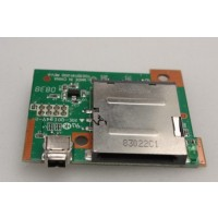 HP IQ500 TouchSmart PC Mini FireWire Card Reader Board 5189-2817