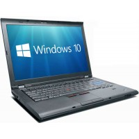 Lenovo ThinkPad T410 i5-520M 2.40GHz 4GB 160GB DVDRW WiFi Windows 10 Professional