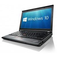 "Lenovo ThinkPad X230 12.5"" (1366x768) 3rd Gen Intel Core i5-3320M 4GB 320GB Windows 10 Professional 64-bit"