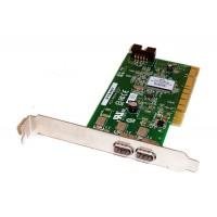 Dell Y9457 2 Port FireWire PCI Adapter Card